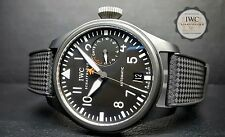 IWC Big Pilot Top Gun IW5019-01 Automatic Ceramic 7 Day Power Reserve