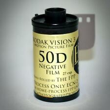 35mm Film - Kodak Vision 3 - 50D (for your 35mm still camera)