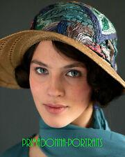 """JESSICA BROWN FINDLAY 8X10 Lab Photo """"DOWNTON ABBEY"""" LADY SYBIL Amazing Portrait"""