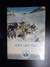 Album à images Cote d'or Antartic Hergé Expédition Antarctique Complet