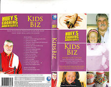 Huey's Cooking Adventures-Kids Biz-1997-2010-TV Series Australia-DVD