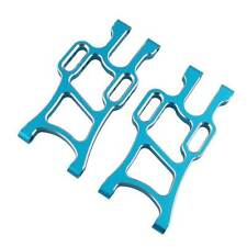 RC HSP 108019 Blue Aluminum Front Lower Suspension Arm 2p 1/10th Off-Road Truck