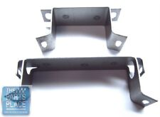 1964-65 Chevelle Automatic Transmission Console Mounting Bracket Set - 2 Pieces