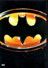 Batman - M.KEATON, J.NICHOLSON- Film in DVD- 1989 / 121 min- ST607