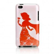 DISNEY CRYSTAL PRINCESS [SNOW WHITE] CLIP CASE FOR iPod TOUCH 4G [NEW IN BOX]