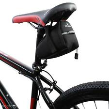 Bike Accessory Bicycle MTB Cycling Saddle Bag Tail Rear Pannier Pouch Seat Bag