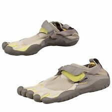 Vibram Water Shoes Fivefingers KSO Mens Size EU 39 US 7 Gray Green Outdoor Sport