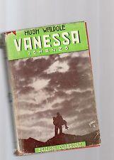 vanessa - hugh walpole  - apriltred