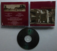 U2 THE UNFORGETTABLE FIRE CD Album US NO BARCODE