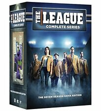 NEW League Comp Coll Dvd (DVD)