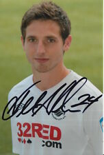 SWANSEA CITY HAND SIGNED JOE ALLEN 6X4 PHOTO 8.