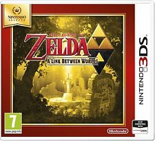Nintendo 3Ds The Legend of Zelda A Link Between Worlds