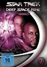 STAR TREK - DEEP SPACE 9 SEASON 7 MB  7 DVD NEU  AVERY BROOKS/COLM MEANEY/+