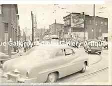 """Great 1940-50's Photo of the West End in Johnstown PA Size 8""""x10"""""""