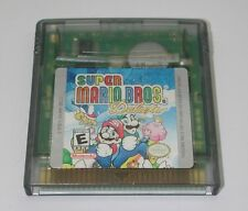 Nintendo Game Boy Super Mario Bros. Deluxe Tested and Working R3886