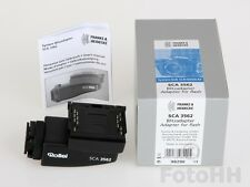 ROLLEI ADAPTER FOR FLASH SCA 3562 (ROLLEI NUMBER 98290) BRAND NEW IN BOX