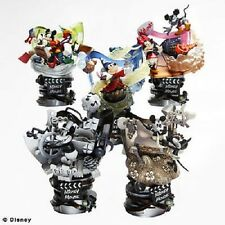 Disney Mickey Mouse Formation Arts set of 5 figures Square Enix