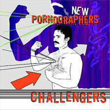THE NEW PORNOGRAPHERS--Challengers--CD--Neko Case