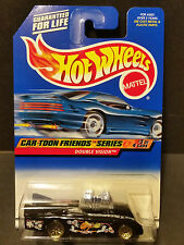 97 Hot Wheels #987 Car-Toon Friends Series 3/4 :Double Vision - 21335 Bullwinkle