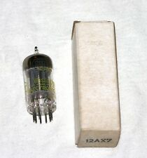 1 Westinghouse 12AX7 Electronic Vacuum Tube in Standard Box D Getter NOS