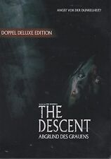 DVD - The Descent - Abgrund des Grauens - Deluxe-Steelbook-Edition / #5460