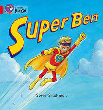 Super Ben: Band 02b/Red B by Steve Smallman (Paperback, 2007)