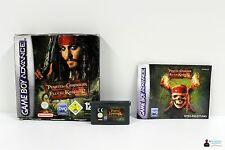 ★ Nintendo GameBoy Advance, PIRATES OF THE CARIBBEAN - FLUCH DER KARIBIK 2 OVP ★