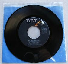 Elvis Presley 447-0628 It's Now Or Never / A Mess Of Blues ** Mint- **