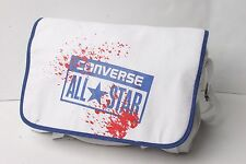 Converse Buckle Flap Bag Canvas (White)