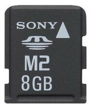 Memory Stick Micro M2 * 8 GB * Sony
