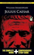 Julius Caesar Thrift Study Edition (Dover Thrift Study Editions)-ExLibrary