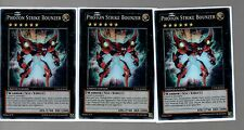 3 Card Holo Playset - 3x Super Rare Photon Strike Bounzer CT09-EN022
