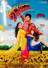 Humpty Sharma Ki Dulhania DVD - 2014 Hindi Movie DVD ALL/0 With Special Features