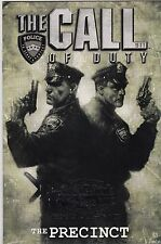 THE CALL OF DUTY: THE PRECINCT #1 SEPT 2002 EXCLUSIVE BOSTON EXPO STAMPED COPY