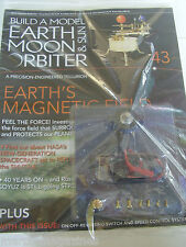 RARE ISSUE 43 EAGLEMOSS BUILD A MODEL EARTH SUN & MOON ORBITER  ORREY
