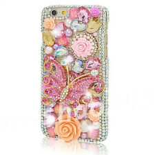 Glitter Luxury Bling Diamonds TPU Soft Shell back phone Case Cover Skin #2