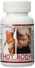 1 Bottle Diet Pills. Hot Body Slimming Capsules. Appetite Suppressant.