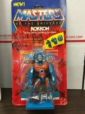 MOTU, Rokkon, Masters of the Universe, MOC, carded, sealed, figure, He Man