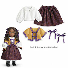 """American Girl CECILE PARLOR OUTFIT for 18"""" Doll Marie-Grace Retired Clothes NEW"""