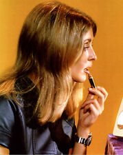 Sharon Tate Putting on Make-up 8x10 photo S8214