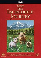 THE INCREDIBLE JOURNEY New Sealed DVD Disney
