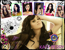 """Katy Perry """" Rock Star """" Personalized T-shirts"""