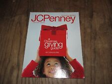 2008 JC Penney Catalog Christmas  08 toy gift book