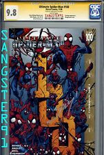 Ultimate Spider-man #100 (CGC 9.8 SS) Carnage Appearance