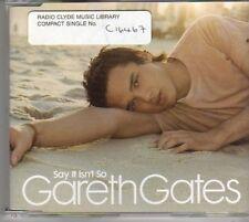 (BM522) Gareth Gates, Say It Isn't So - 2003 DJ CD