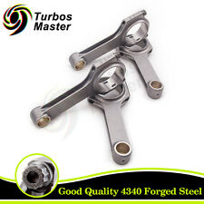 New Connecting Rod Rods for Mazda MX5 MX-5 Miata B6 BP 1.6 1.8 Conrods ARP Bolts
