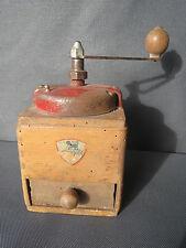 Ancien moulin à café Peugeot pour déco cuisine vintage french antique