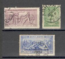 R3823 - GRECIA 1906 - LOTTO DIFFERENTI OLIMPIADI - VEDI FOTO