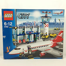 Lego City 3182 / L'aéroport, Avion