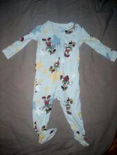 pyjama occasion pinocchio disney taille 9-12 mois coton